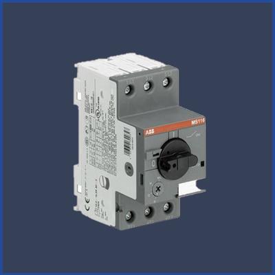 电动机保护用断路器MS系列