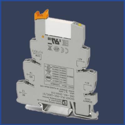 PLC超薄继电器