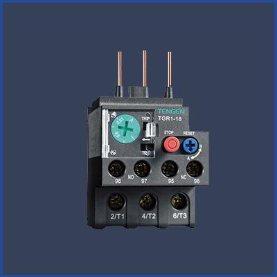 热继电器TGR1